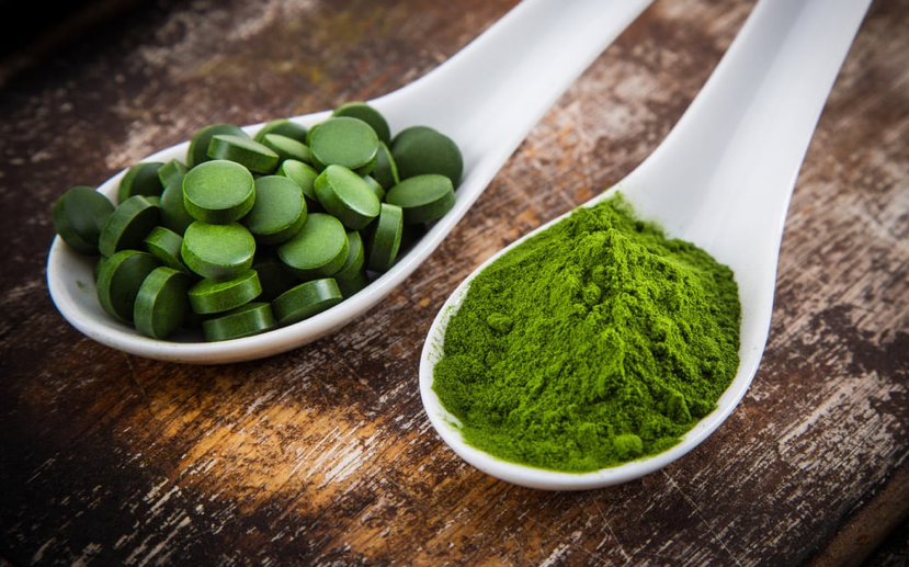 Chlorella: The Earth's All-In-One Supplement