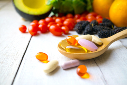 Immune Supporting Nutrients: Multi-Nutrient